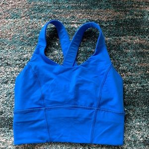 Lululemon beat the Heat long line bra size 6